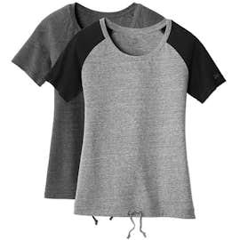 ead94f7b New Era Women's Cinch Tri-Blend Performance Shirt