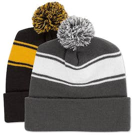 25b2e95a246 Custom Beanies - Design Your Own at CustomInk.com