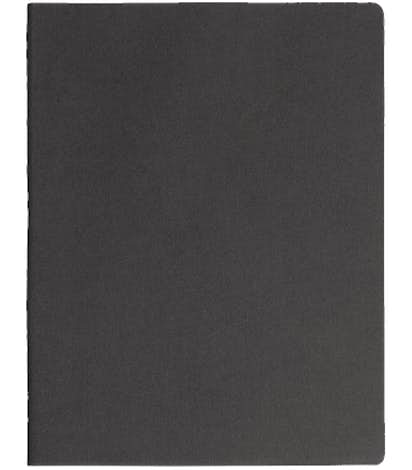 Moleskine XL Soft Cover Ruled Notebook - Black