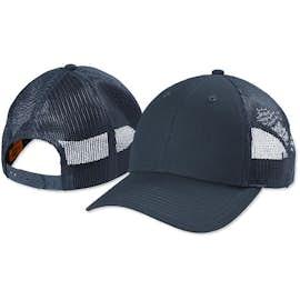 CornerStone Canvas Trucker Hat