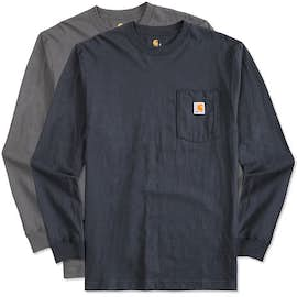 Carhartt Workwear Long Sleeve Pocket T-Shirt