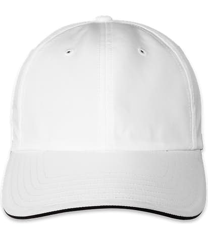 Adidas Relaxed Performance Hat - White