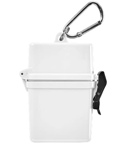 Trek 8-Piece Waterproof First Aid Kit - White