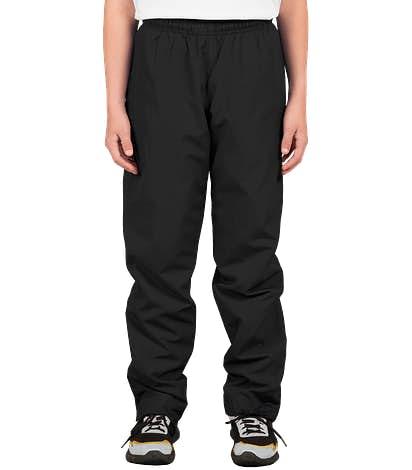 Sport-Tek Youth Warm-Up Pant - Black