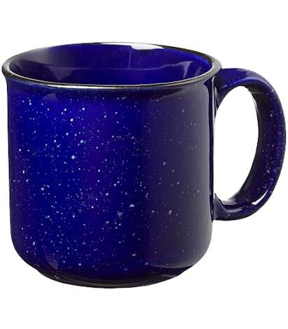 15 oz. Campfire Ceramic Mug (Set of 24) - Blue Cobalt