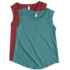 Alternative Apparel Women's Cap Sleeve Muscle Tank