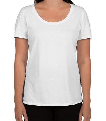 Nike Women's 100% Cotton T-shirt - White