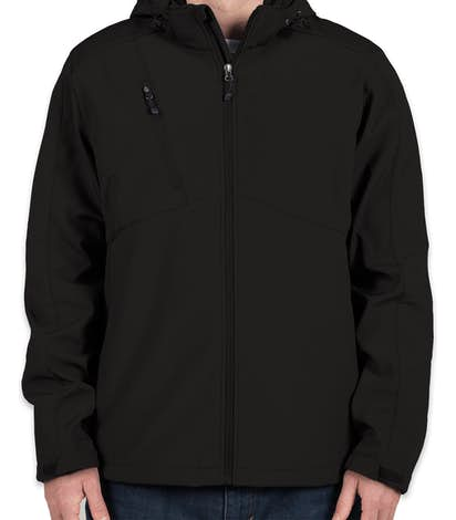 da1a1f73513 Custom Eddie Bauer Hooded Soft Shell Parka - Design Soft Shell ...