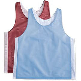 Augusta Women's Reversible Colorblock Practice Pinnie
