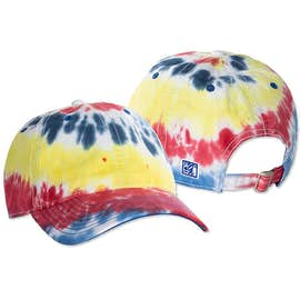 The Game Tie-Dye Twill Hat