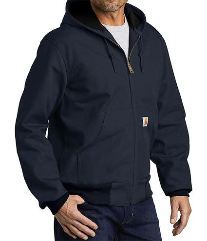 611dfad03e Custom Carhartt Thermal Lined Duck Active Jacket - Design Work ...