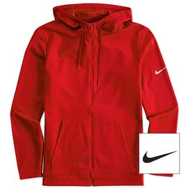 Nike Therma-FIT Full-Zip Performance Hooded Sweatshirt