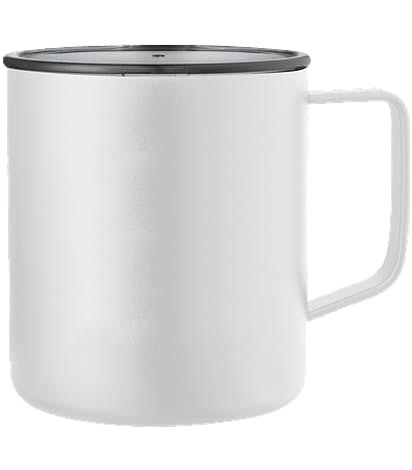 14 oz. Copper Vacuum Insulated Camper Mug - White