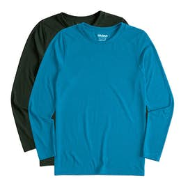 Gildan Soft Jersey Long Sleeve Performance Shirt