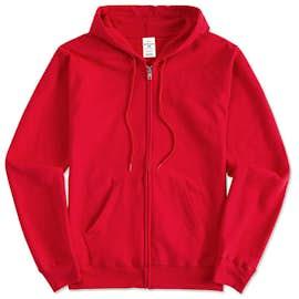 Hanes EcoSmart® 50/50 Zip Hoodie