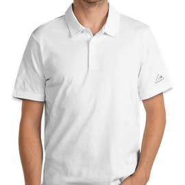 Adidas Recycled Blend Polo - Color: White