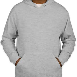 J. America Cloud Soft Pullover Hoodie - Color: Oxford