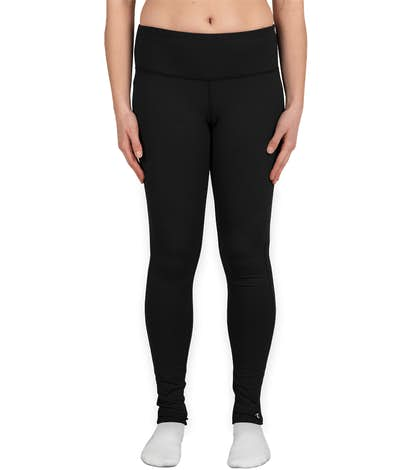 79813eb80c04 Custom Champion Women s Performance Legging - Design Shorts   Pants ...