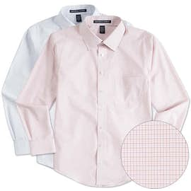 Devon & Jones Tattersall Dress Shirt