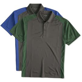 Sport-Tek Colorblock Performance Polo