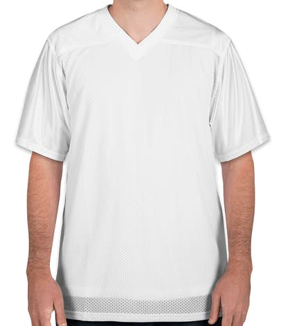 Teamwork Overtime Replica Jersey - White