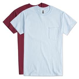 Canada - Gildan Ultra Cotton Pocket T-shirt