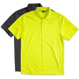 Port Authority Diamond Jacquard Performance Polo