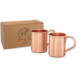 14 oz. Moscow Mule Mug Gift Set