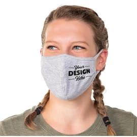 Customized Badger Cotton Face Mask