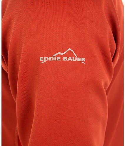 329c53e08dc Eddie Bauer Half Zip Performance Pullover