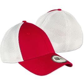Canada - New Era 39THIRTY Stretch Fit Mesh Hat