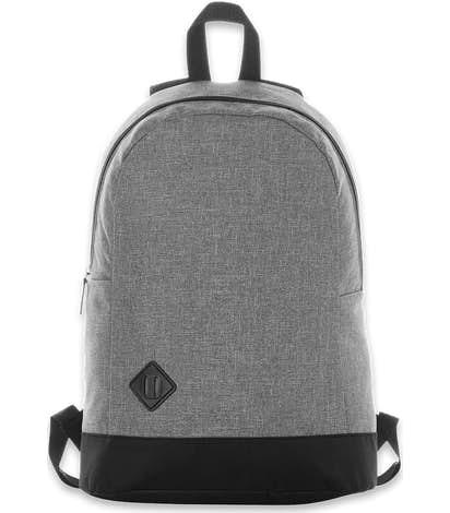 """Graphite Dome 15"""" Computer Backpack - Graphite"""