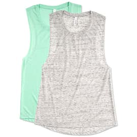 Bella + Canvas Women's Flowy Muscle Tank