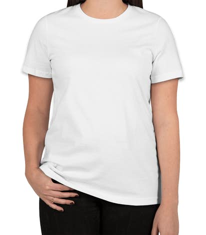 American Apparel Women's Organic Jersey T-shirt - White