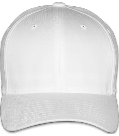 94bbd56c628 Design Custom Printed Yupoong Twill Flexfit Caps Online at CustomInk