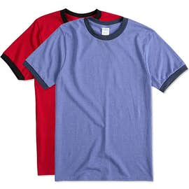Port & Company Ringer T-shirt