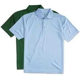 Ultra Club Mesh Pique Performance Polo