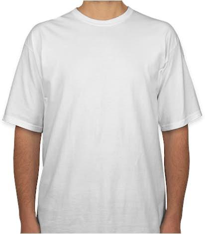 Canada - Gildan Ultra Cotton Tall T-shirt - White