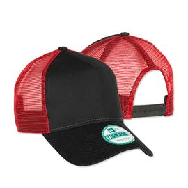 New Era Snapback Trucker Hat