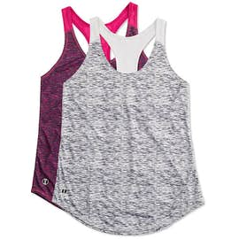 Holloway Women's Space Dye Racerback Tank