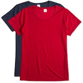 Sport-Tek Women's Soft Jersey Performance Shirt
