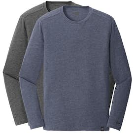 New Era Heritage Blend Long Sleeve T-shirt