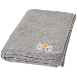 Marine Layer Signature Blanket