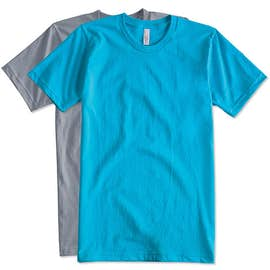 American Apparel USA-Made Jersey T-shirt