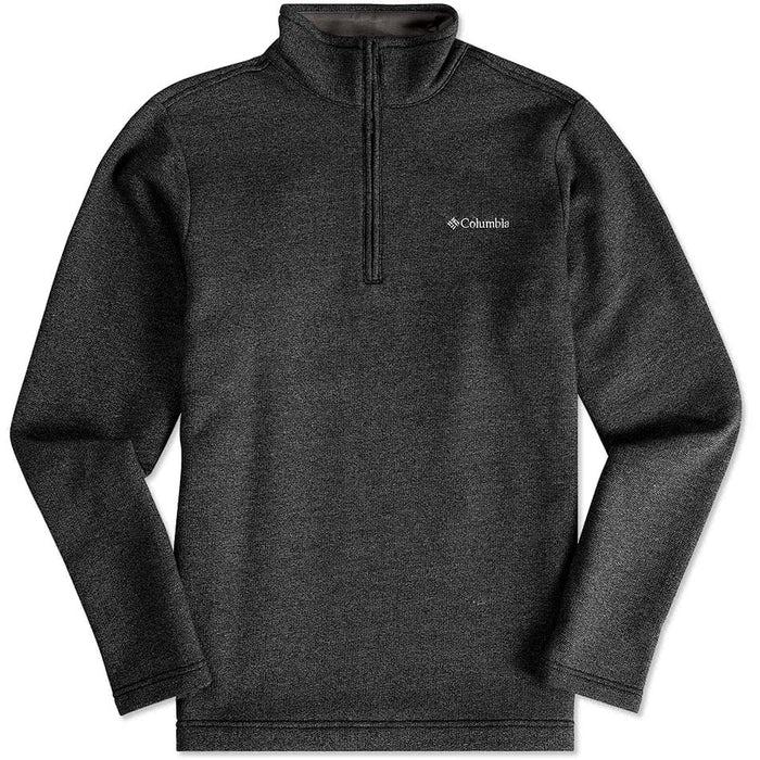925bc2a37 Columbia Half Zip Sweater Fleece Pullover