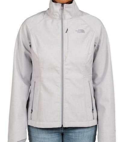 The North Face Women's Apex Jacket - Light Grey Heather
