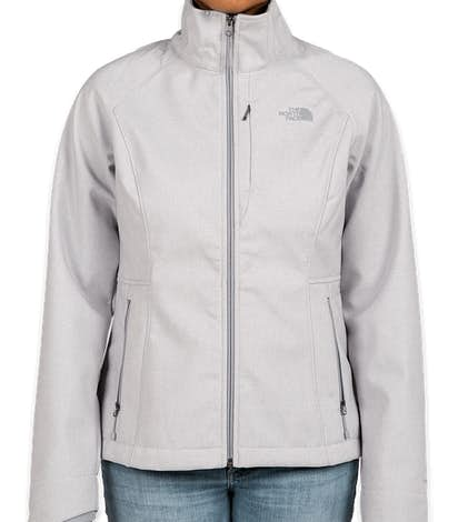 The North Face Women's Apex Barrier Jacket - Light Grey Heather