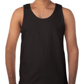 Gildan Ultra Cotton Tank - Color: Black