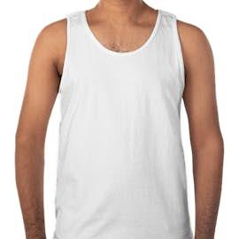 Gildan Ultra Cotton Tank - Color: White