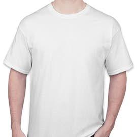 Port & Company 100% Cotton T-shirt - Color: White